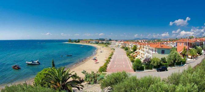 На море в Hotel Olimpion Beach 2*, Геракини, Ситония, Халкидики, Гърция, 21 – 25.06.2020, вторник – събота, Цена: 294 лв.