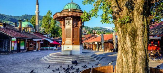 Босна и Херцеговина -Вишеград и Сараево – 11-13.04.2020, събота – понеделник , Цена: 256 лв.