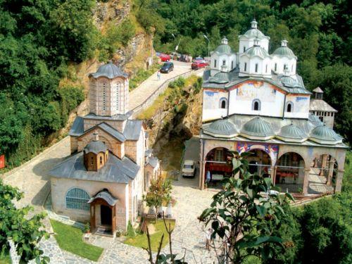 Крива паланка и Старо Нагоричане – Северна Македония
