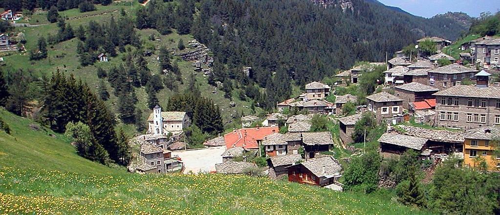 Целебният извор в село Ситово и посещение на село Косово – Родопите