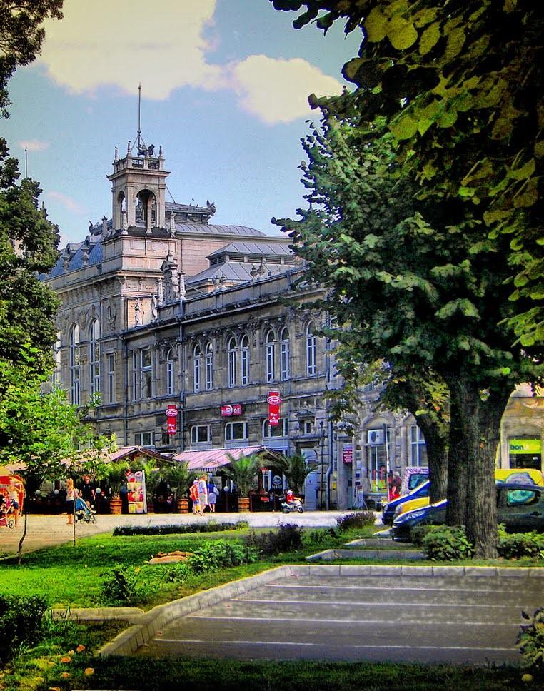 Букурещ, Русе, Ивановски скални манастири