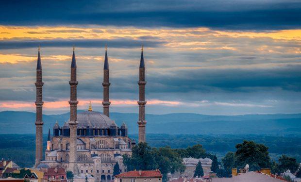 Одрин, Турция