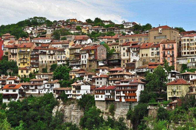 Велико Търново и Преображенския манастир