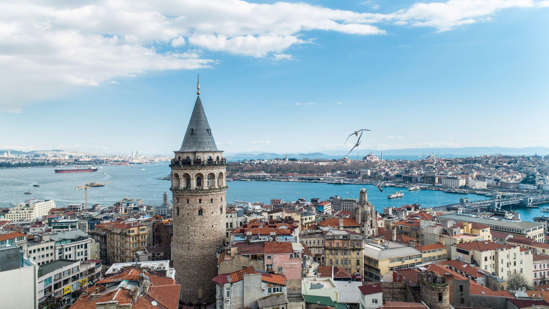 Истанбул и остров Буюкада