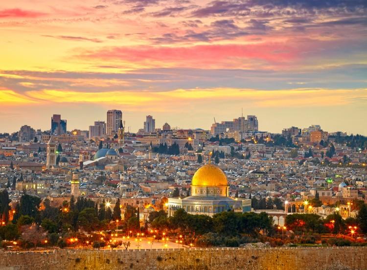 Светата земя и Иерусалим