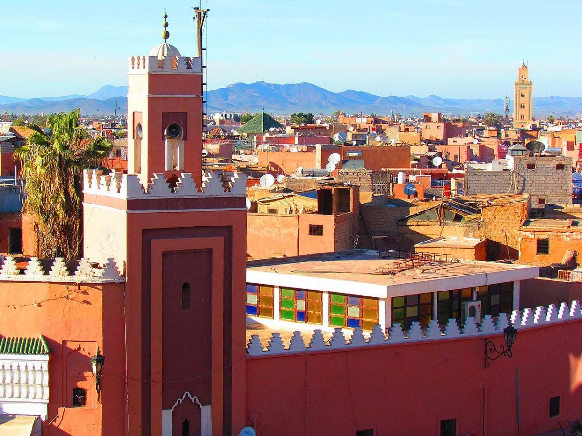 Мароко, Имперските столици и пустинята Сахара
