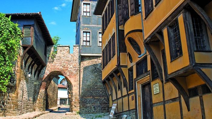 Белащенски манастир и Старинен Пловдив