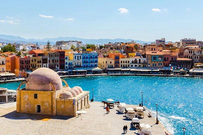 Остров  Крит – почивка и пътешествие