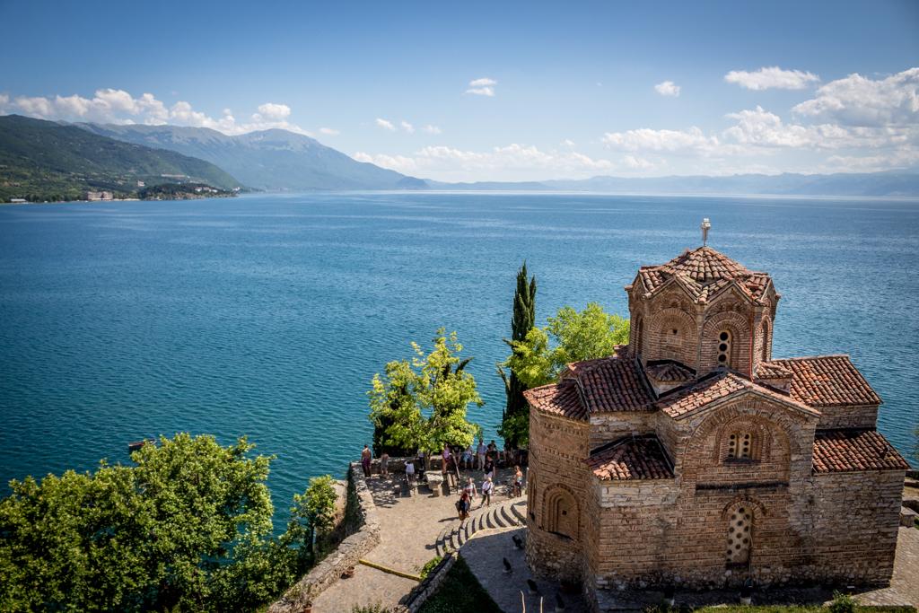 """Охрид, манастирът """"Свети Наум"""", Битоля и Прилеп"""