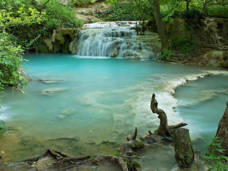 Крушунските водопади  и Деветашката пещера