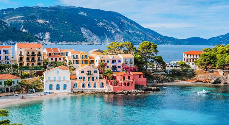 Уикенд на остров Кефалония (Гърция)